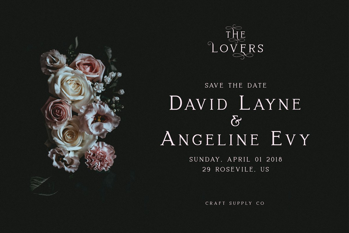 Lovelyn Elegant Serif Typeface-3