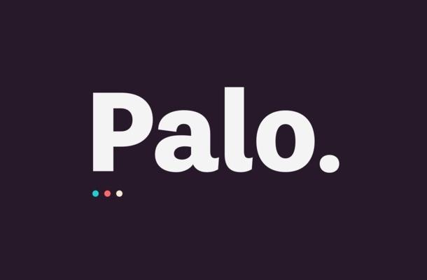 Palo Sans Serif Typeface
