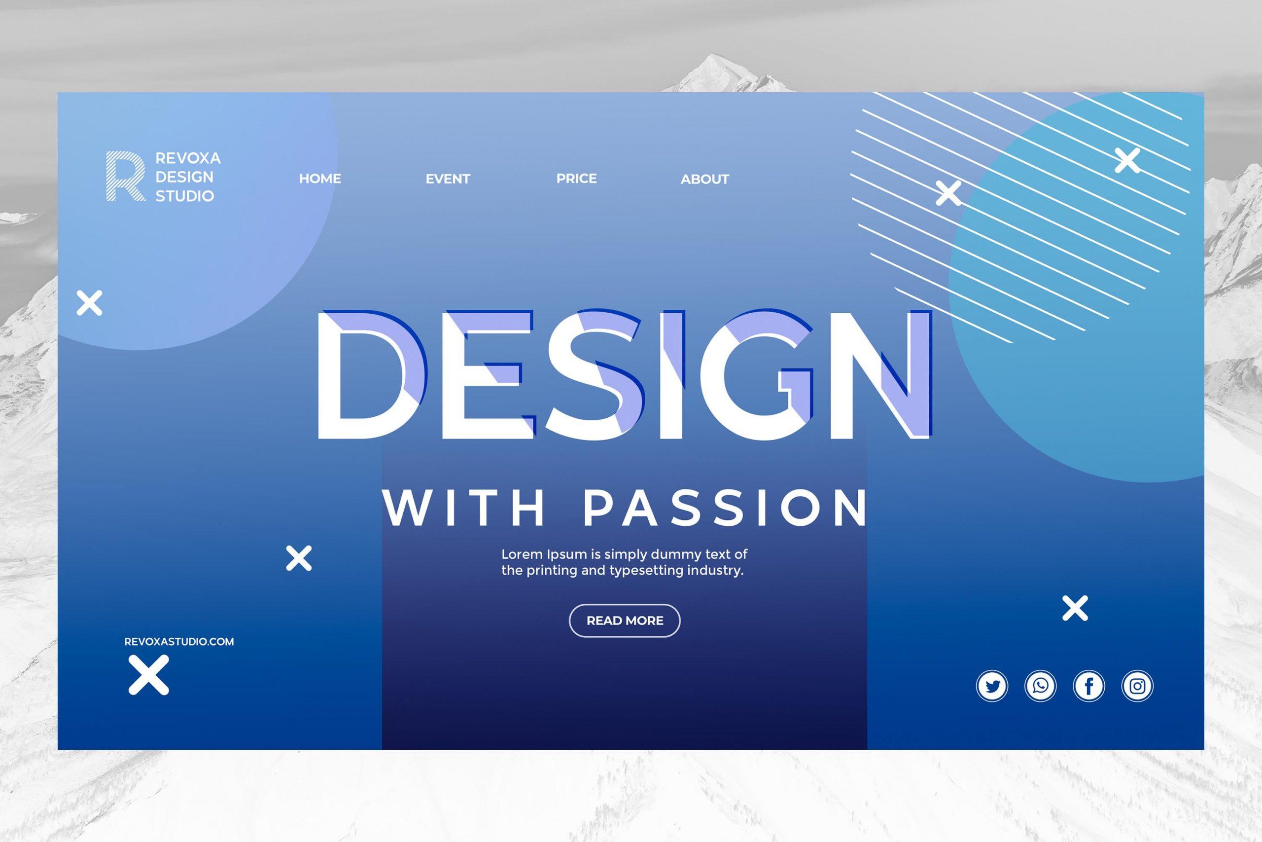 Revoxa Modern Display Typeface-2