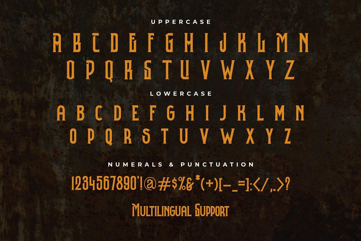 Astaroth Serif Display Font-3