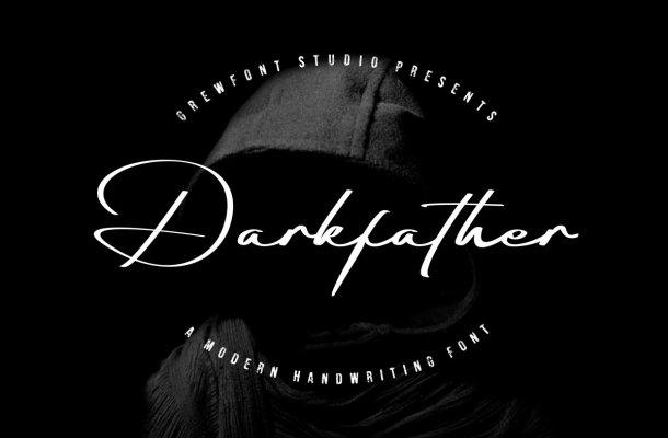Darkfather Font