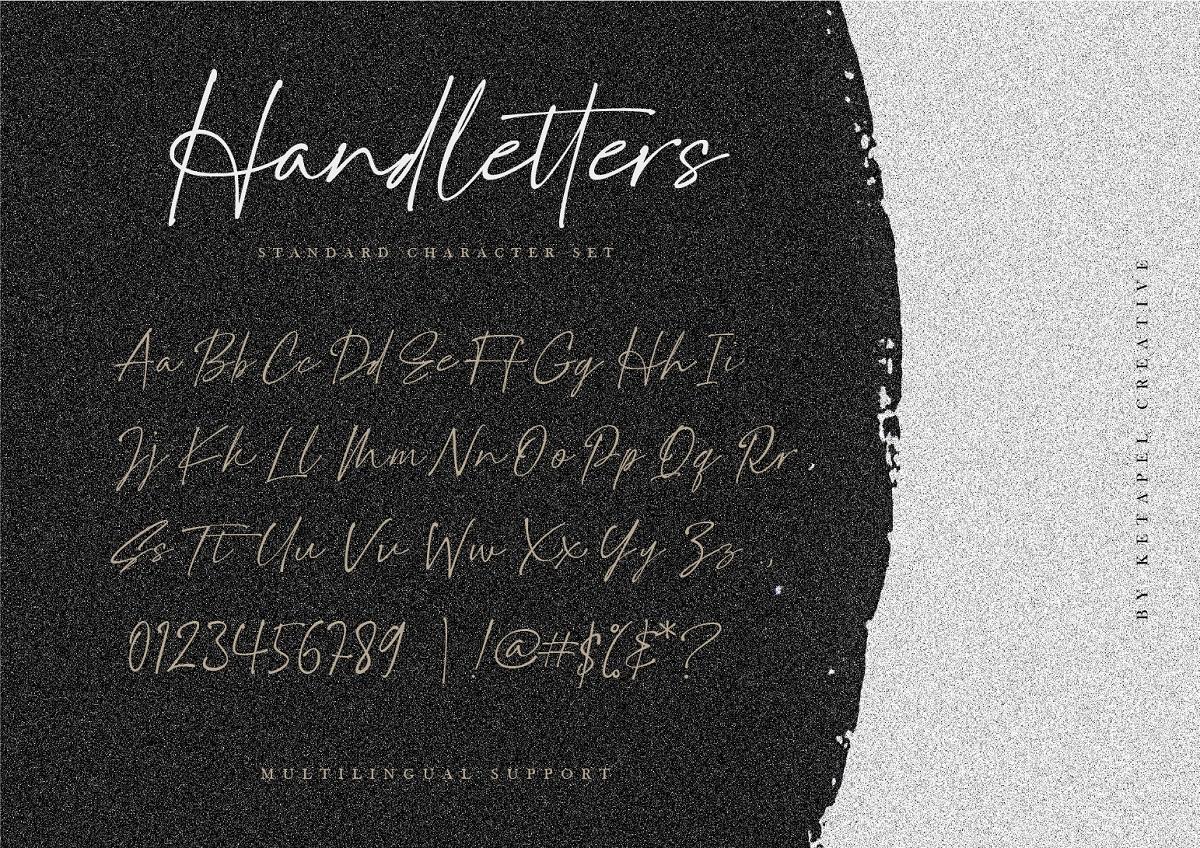 Handletters Handwritten Script Font-3
