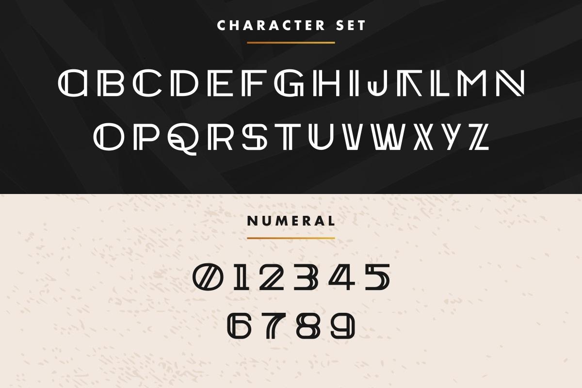 INTENCI Display Sans Font-3