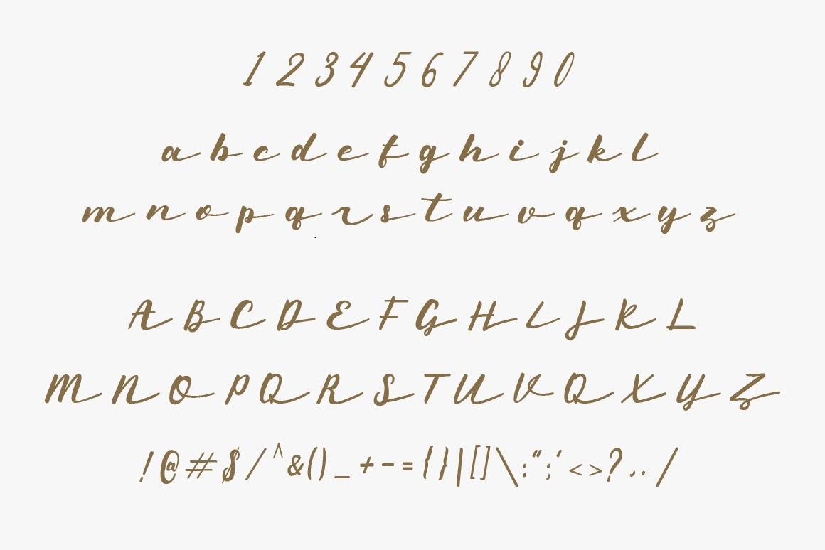 Magiculla Modern Handwritten Font-3