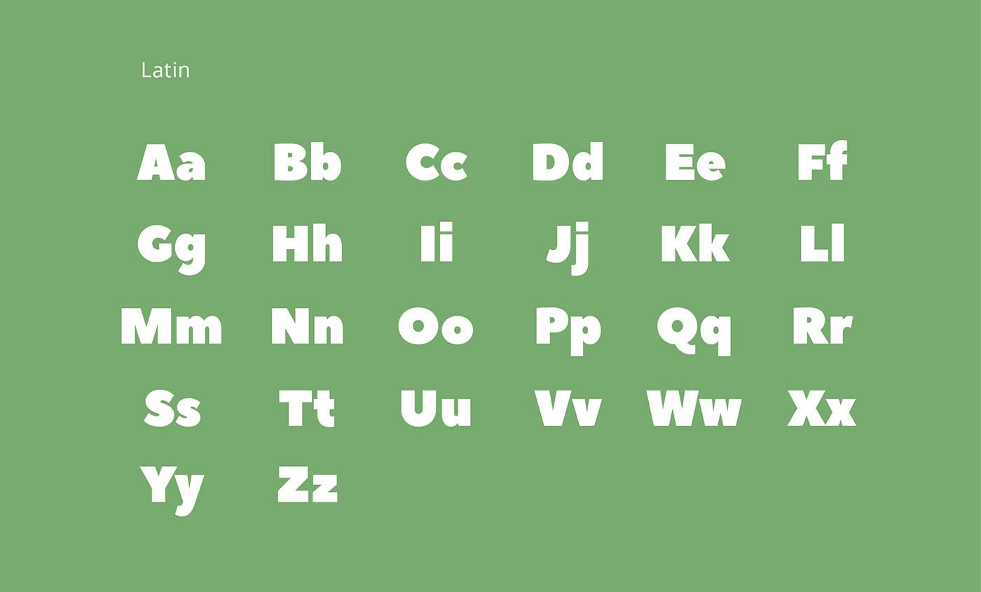 Peace Bold Sans Serif Typeface-2