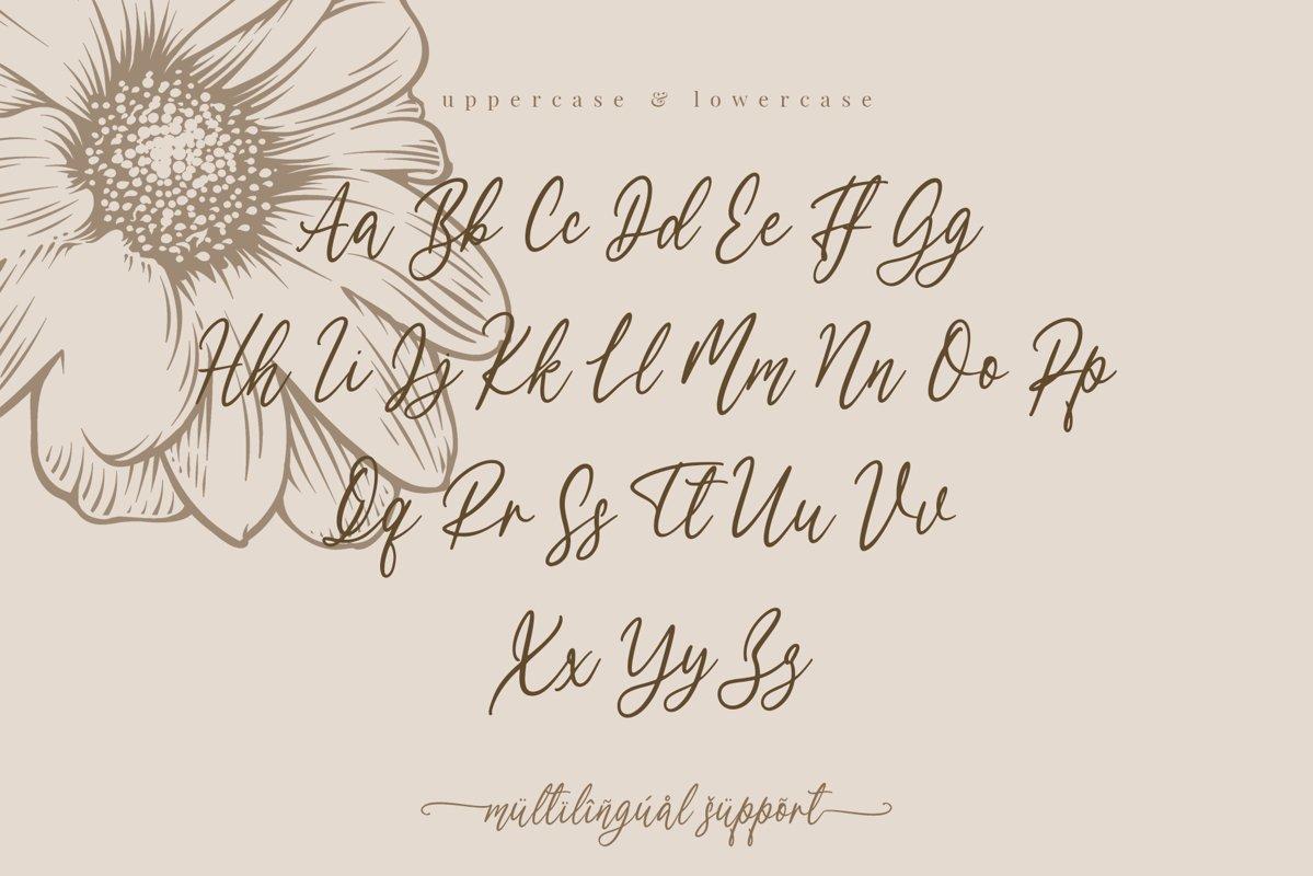 Sweetfrance Handwritten Script Font-3
