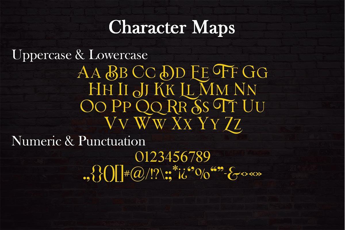 Bricktown Classic Elegant Serif Font-3