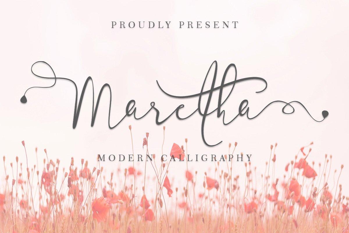 Maretha Font