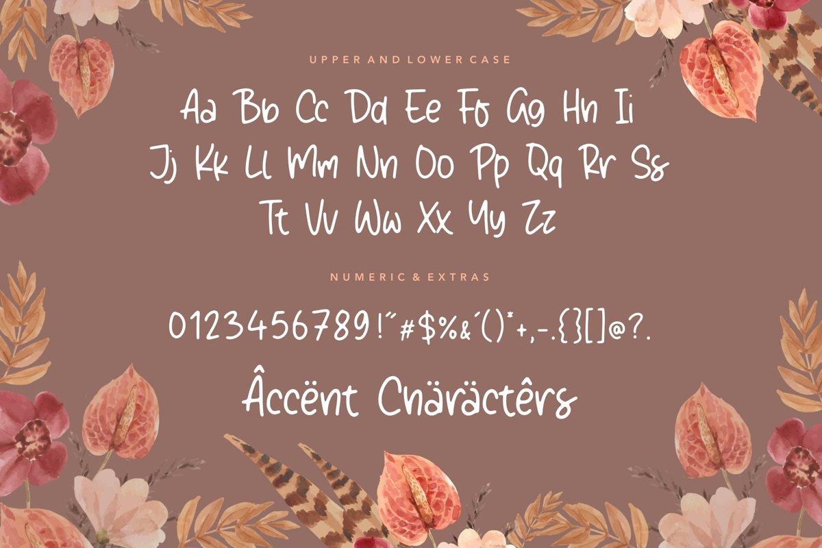 Mysteries Font-3
