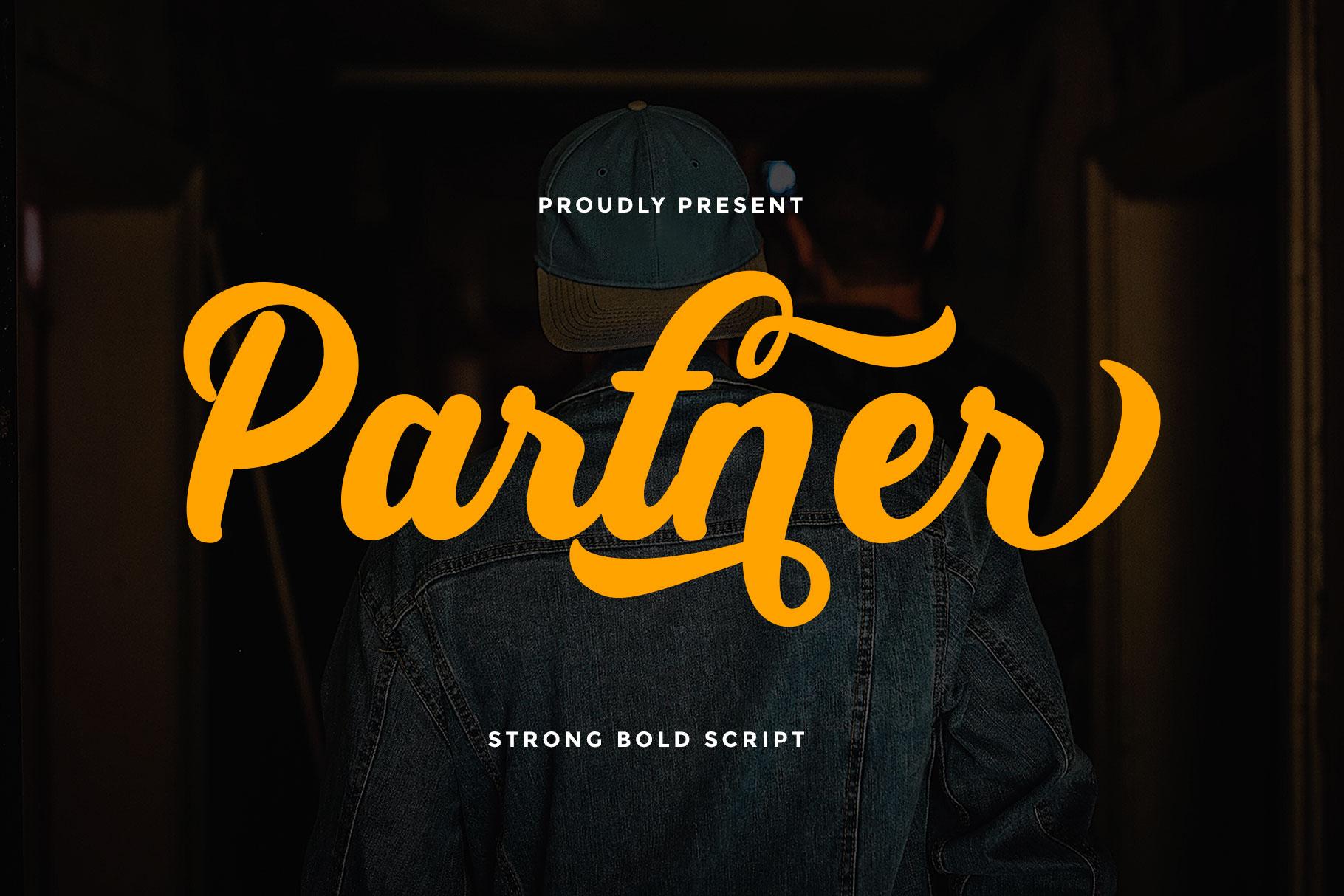 Partner Font-1