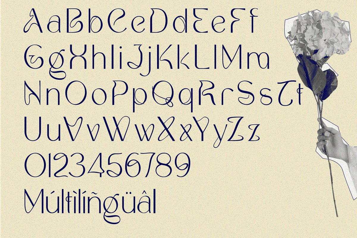 Soothing Font-3