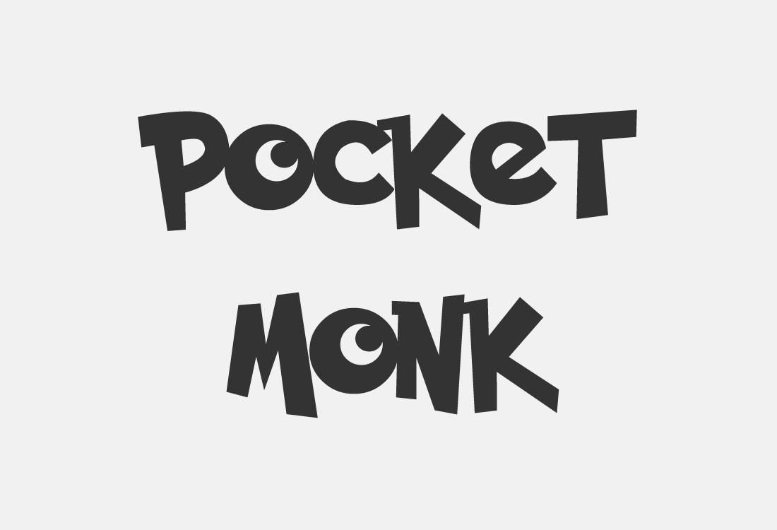 Pocket Monk