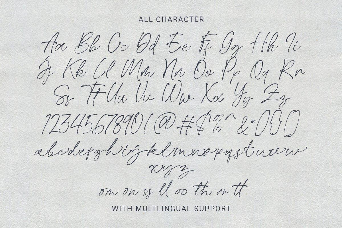 Easthallow-Natural-Handwritten-Font-3