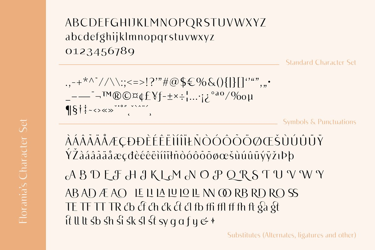 Florania Font-3