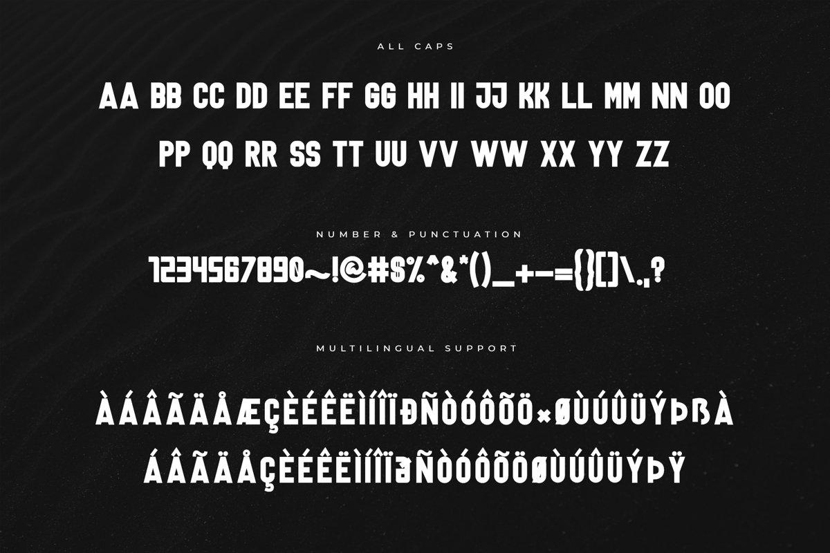 Lanterosy Font-2