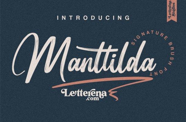Manttilda Font