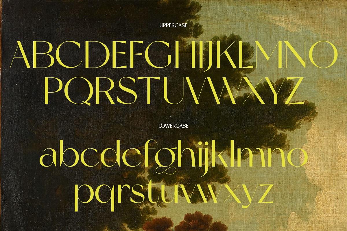 Miracle Font-2