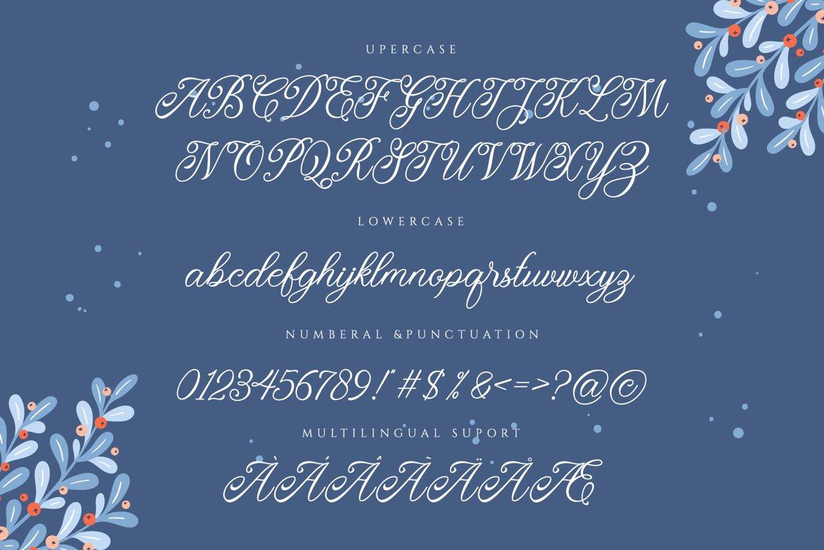 Monitha Font-3
