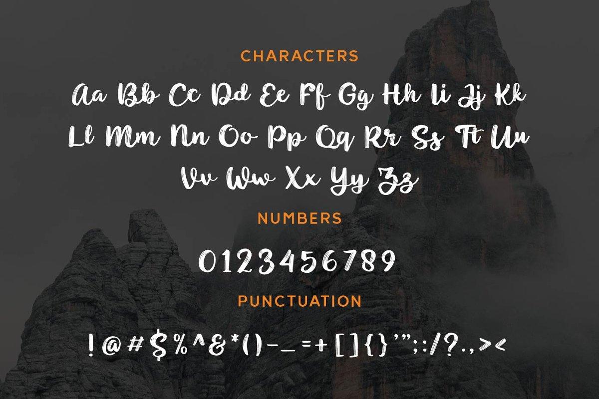 Noyram Font-3