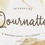 Qournatte Font