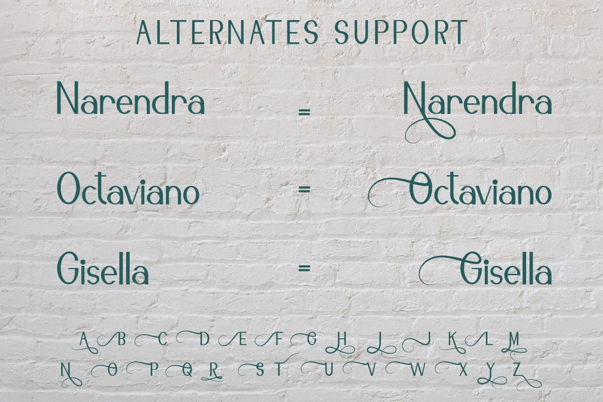 Ravenously Font-2