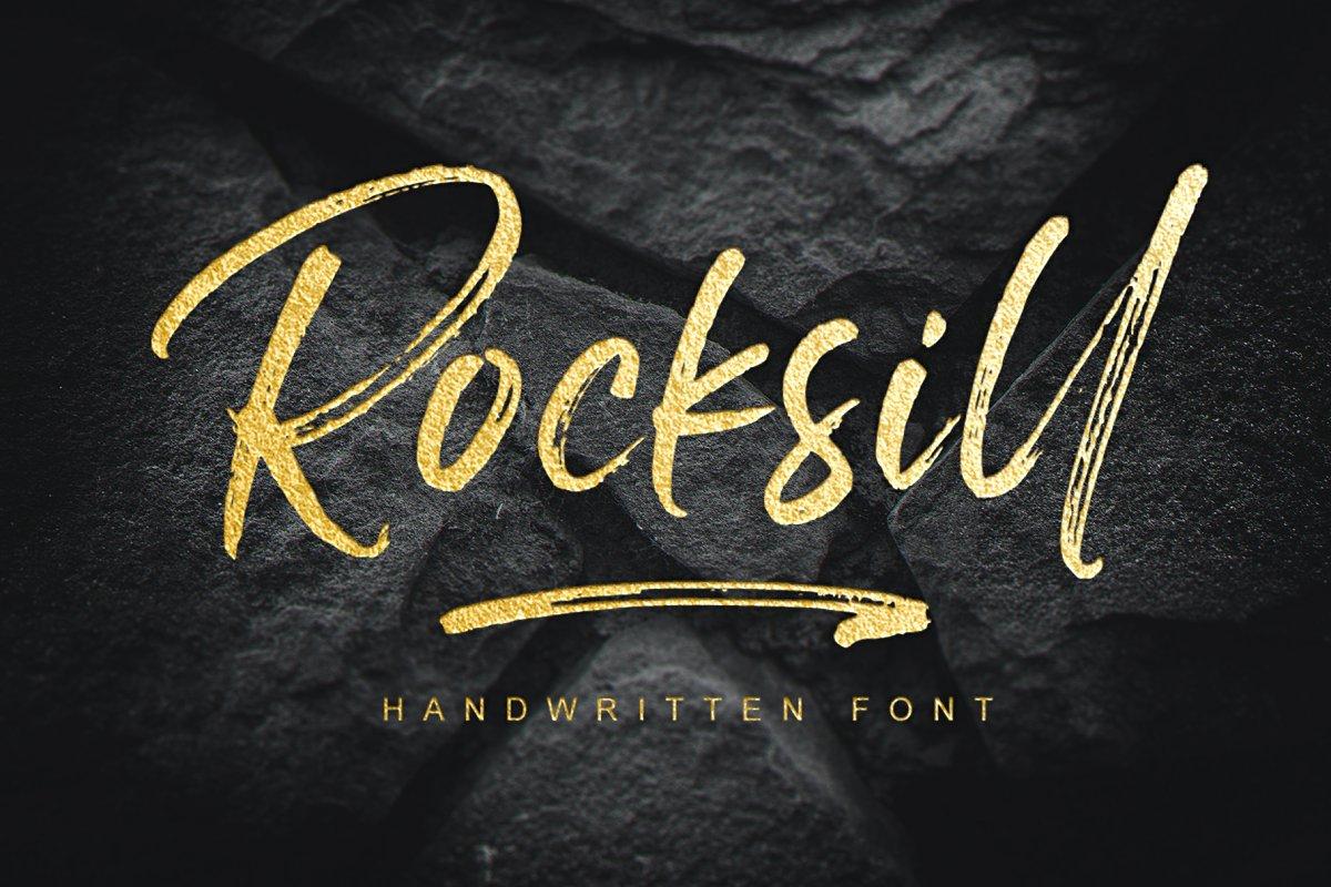 Rocksill Font-1