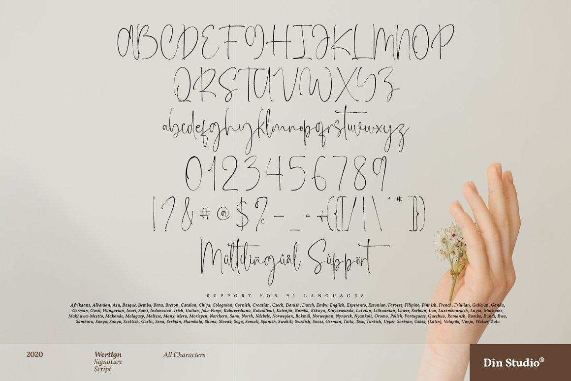 Wertign-Signature-Calligraphy-Font-3