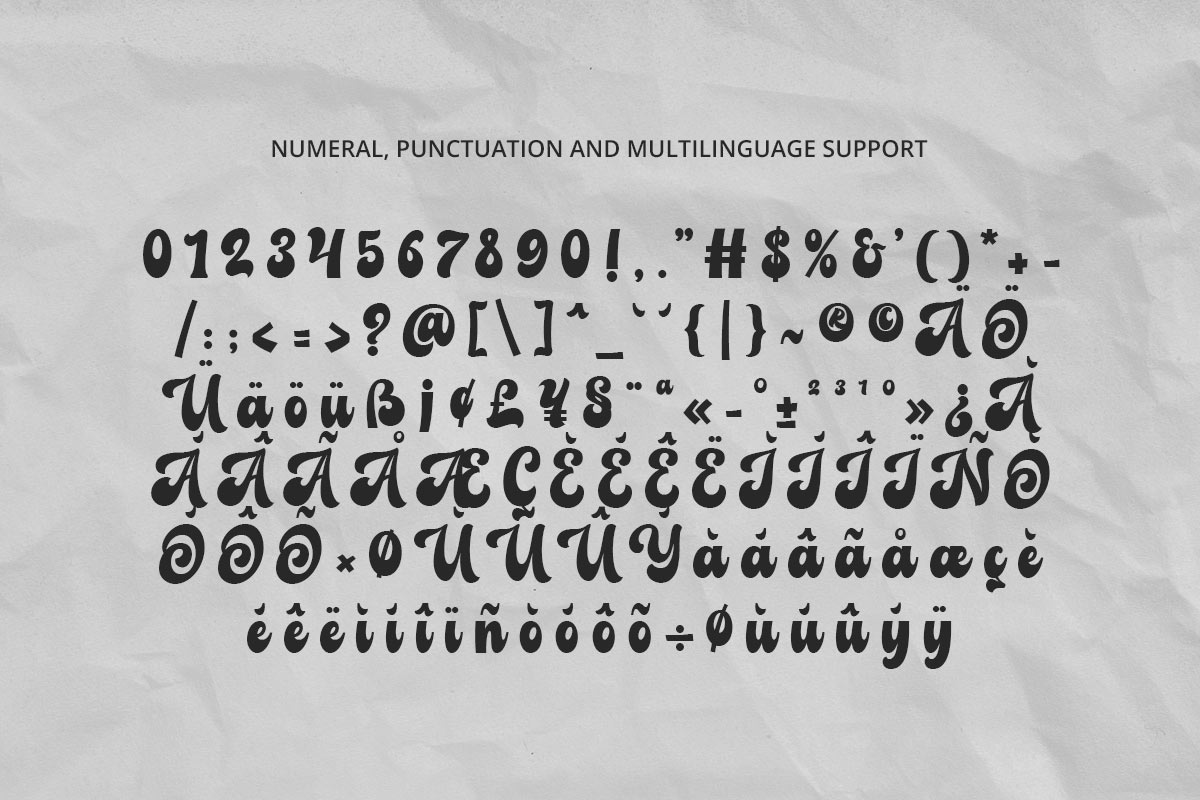 Balbaleo Font-3
