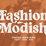 Fashion Modish Font