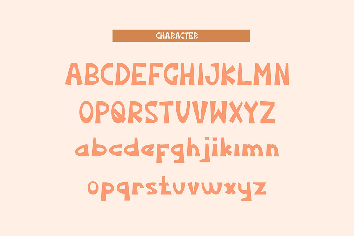 Cartons Font-2