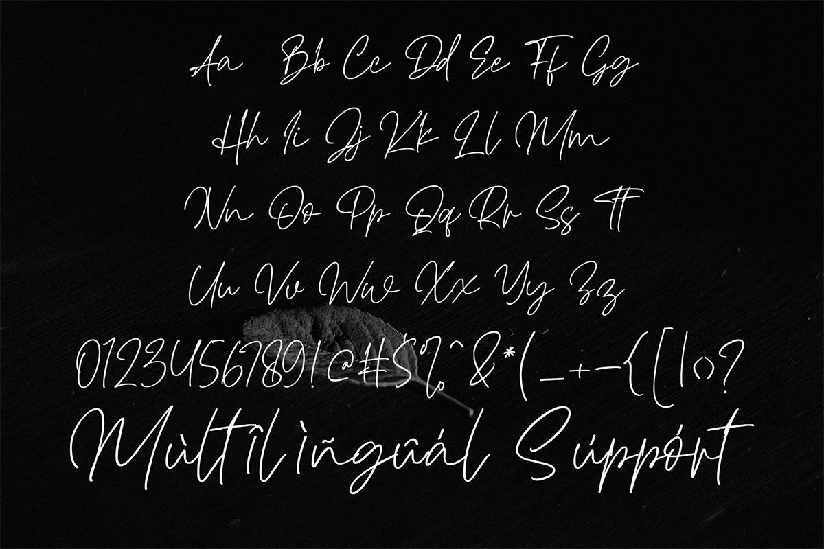 Haverink Font-3
