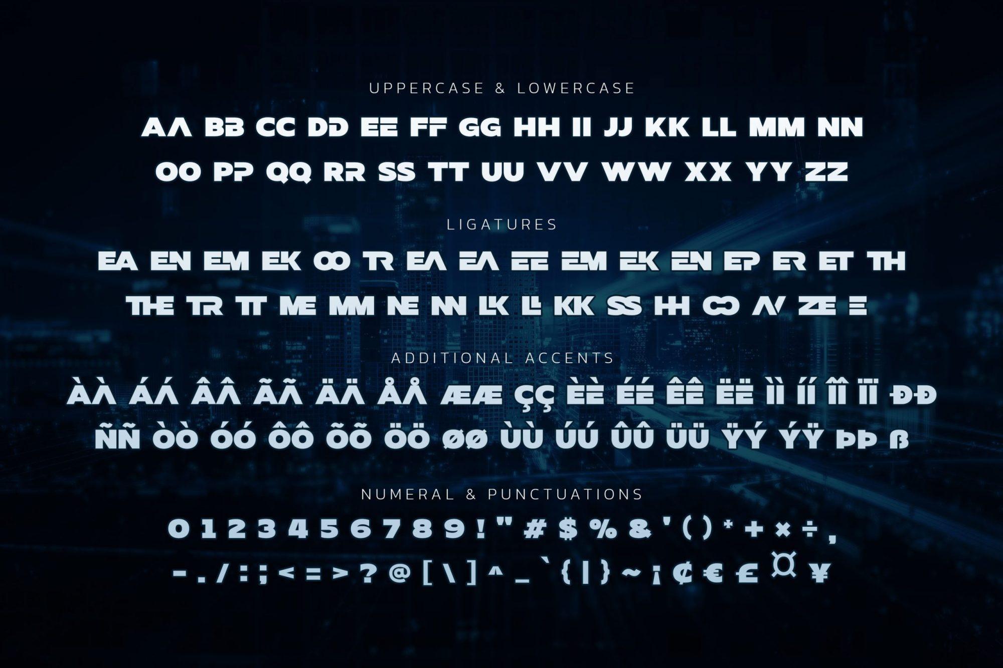 Heezpiero Font-3
