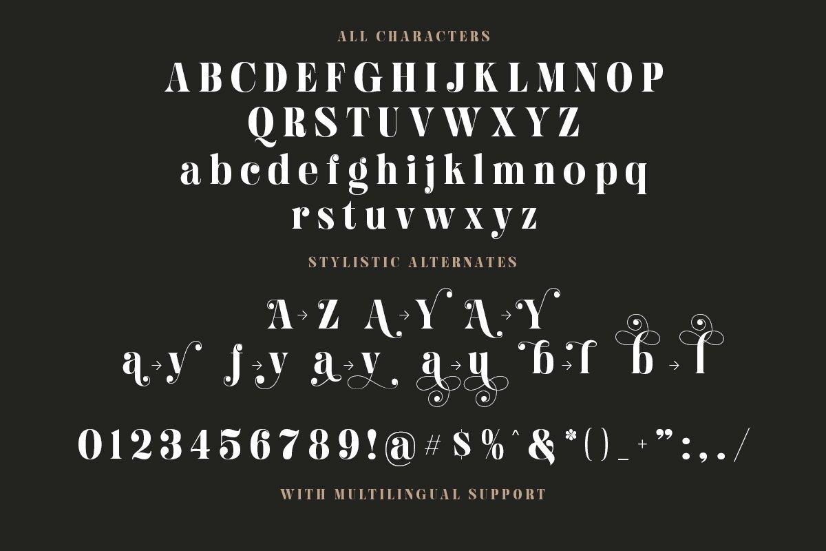 Hugiller Font-3