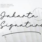 Jakarta Font