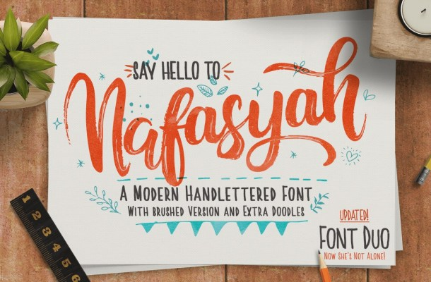 Nafasyah Font