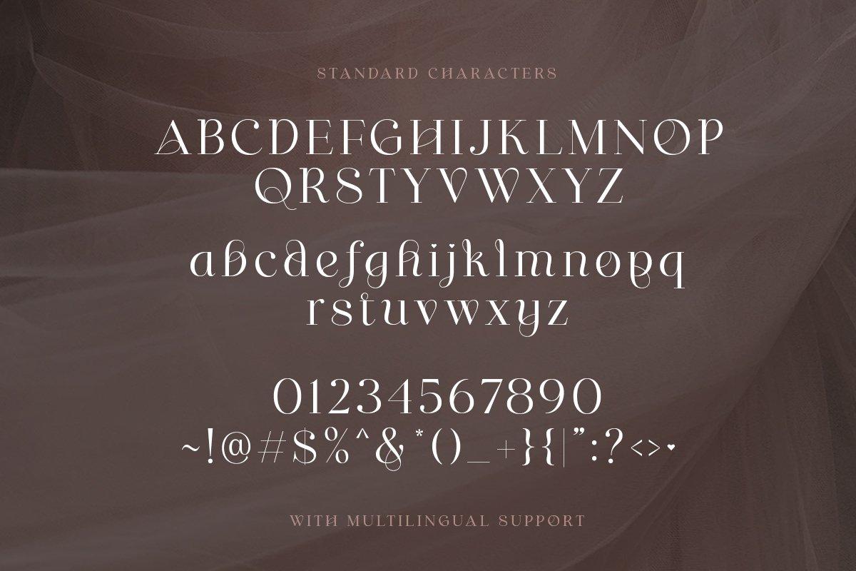 Shaping Heart Font-3