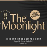 The Moonlight Font