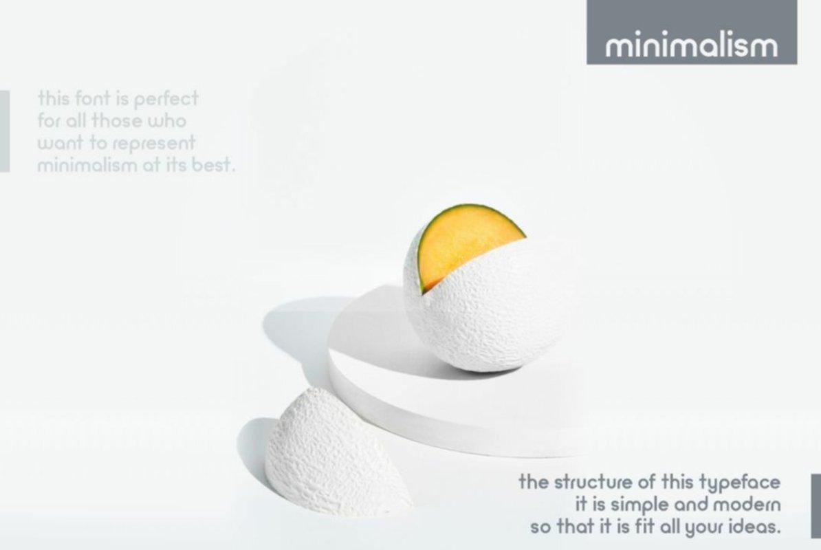 Zilap Minimalist Font-2