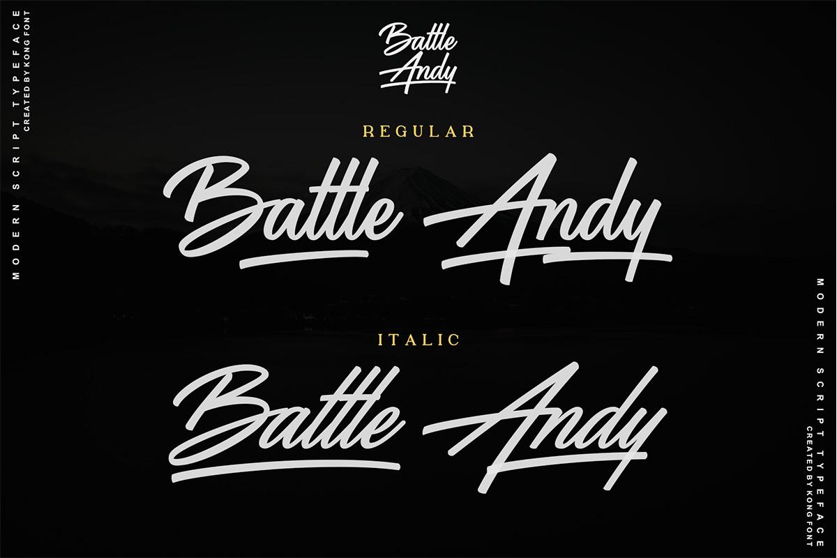 Battle Andy Font-2