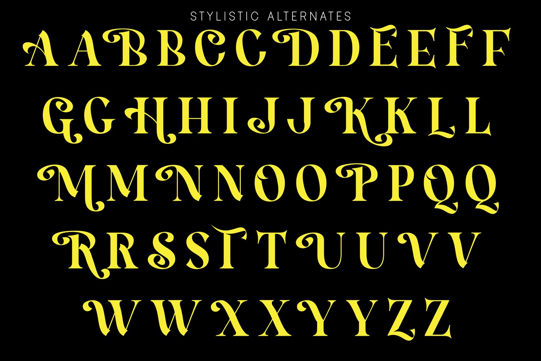 Hamachi Font-2