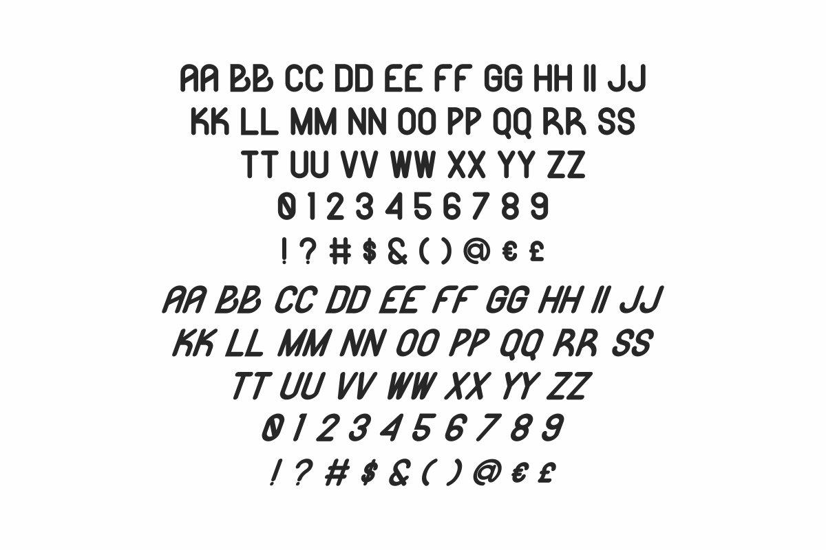 Likeguard Font-3