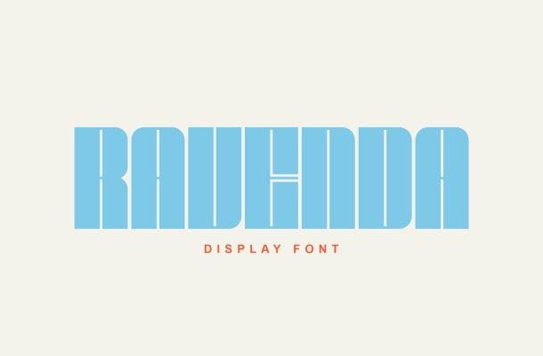 Ravenda Font