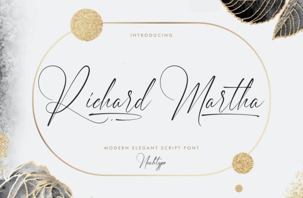Richard Martha Font