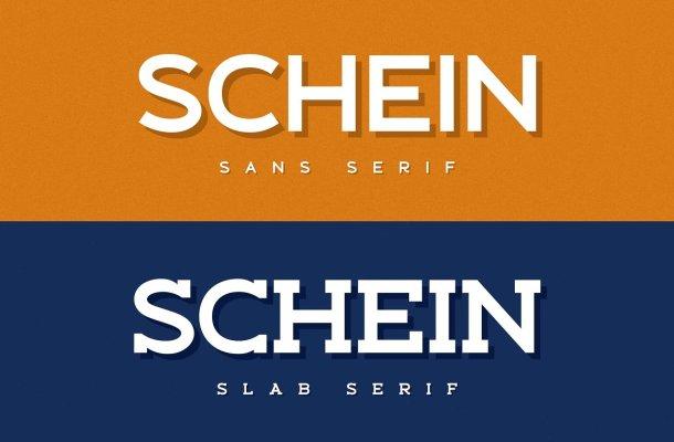 Schein Font