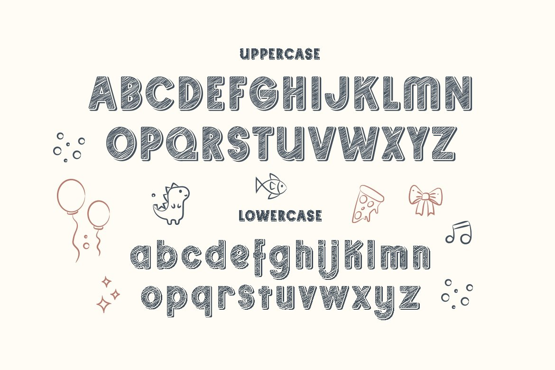 Sketchup Font-2