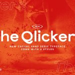 The Qlickers Font