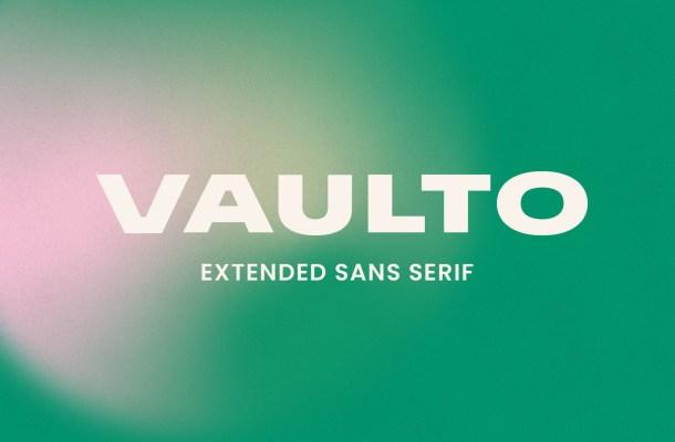 Vaulto Font