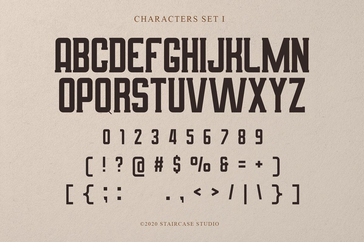 Amsterdam Signature Font-2