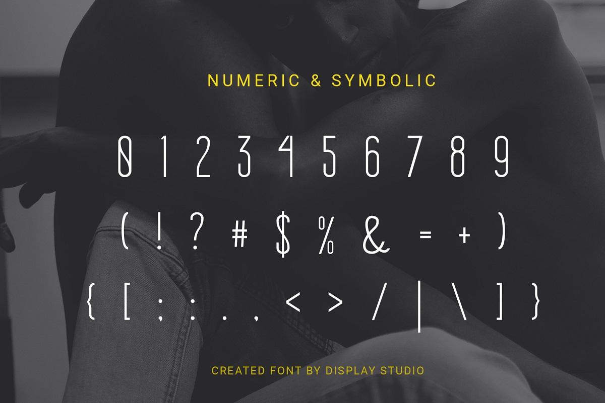 Stickman Font-3