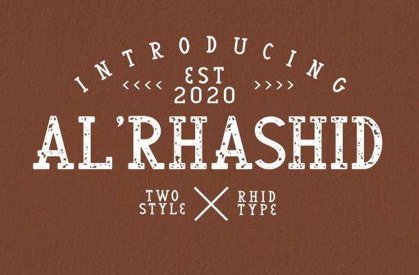Al'Rhasid Font